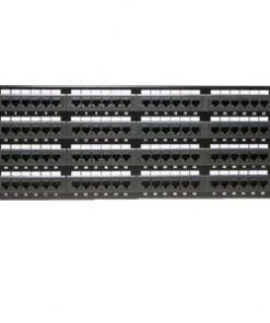 48 port Siemon CAT 6A 10G patch panel