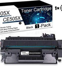 HP 05X (CE505X) Black Original LaserJet Toner