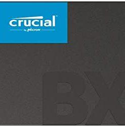 Crucial BX500 2TB 3D NAND SATA 2.5-Inch Internal SSD