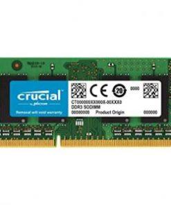Mecer Crucial 2GB Single DDR3/DDR3L 1600 MT/S