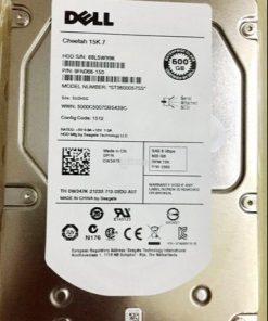 Dell 600GB 15K SAS 3.5 Hard Drive