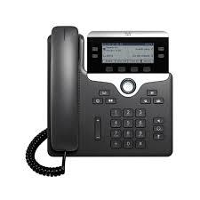 Cisco CP-7821-K9 2 Lines IP 2 Ethernets Port PoE Phone