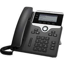 CP-7811-K9 Cisco IP VoIP phone
