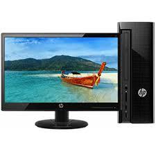 HP 290 G1 Dual Core 4GB RAM 1TB HDD MT desktop