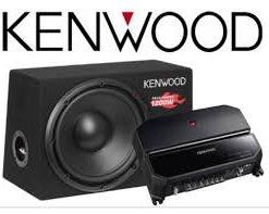 Kenwood KSC-W1200B 1200W Car subwoofer