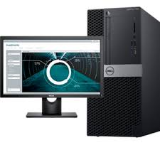 Dell Intel Core i7 8GB RAM 1TB HDD 18.5″ Monitor  Desktop