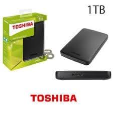 Toshiba 1TB External Hard Disk