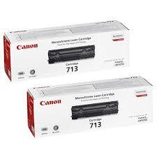 Canon 713 Black Toner Cartridge