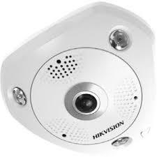 3MP Hikvision DS-2CD6332FWD-I(V) WDR Fish-eye Network Camera