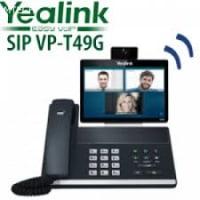 Yealink SIP VP-T49G Video Phone