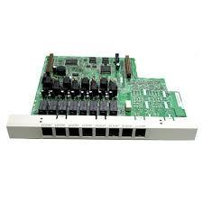 Panasonic KX-TE82474 8 port  extension card for KX-TES824 &KX-TEA308 PBX