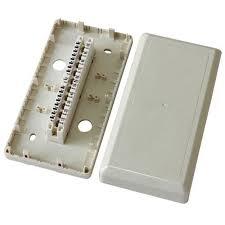 100 Pair MDF Box Telephone Discase