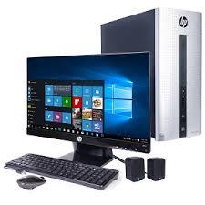 HP 280 G2 Core i7-6700 8GB RAM 1TB HDD 18.5″ TFT Desktop