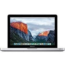 MacBook Pro Core i5 8GB RAM 256GB SSD 13.3″ Laptop