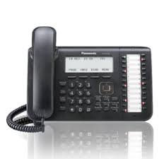 Panasonic KX-DT546-W Digital Phone