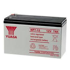 Yuasa 7Ah 12V UPS Lead Acid Battery