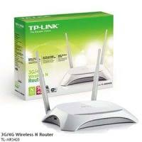 TP-Link TL-MR3420 Wireless 4G N Router
