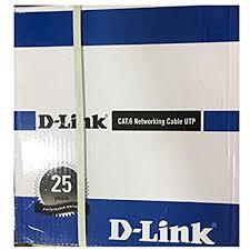 Cat 6 D-link UTP Ethernet Cable 305M