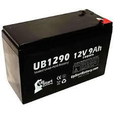 12V 7Ah UPS Backup battery