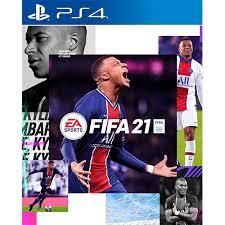 FIFA 2021 Standard Edition PS4