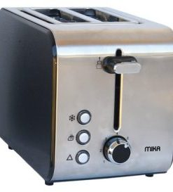 Toaster 2 Slice 715W – 850W Stainless Steel