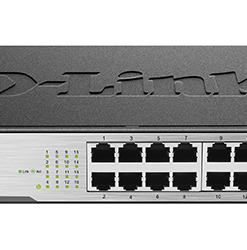 D-Link DES-1016D 16 Port Fast Ethernet Desktop Switch