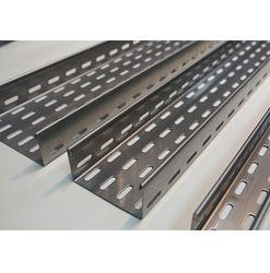 100mm x 50 mm Galvanised Cable Tray