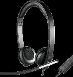 Logitech USB Headset H650E