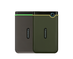 Transcend 4TB 2.5inch Portable HDD StoreJet M3 Iron Gray