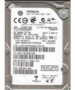 Hitachi Deskstar 3.5-Inch 500GB 7200RPM