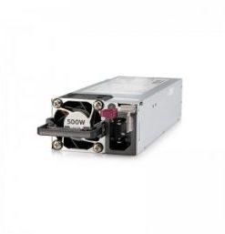 HPE 500W FS Plat Ht Plg LH GEN 10 Power Supply Kit