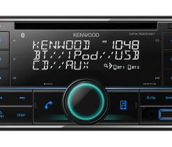 Kenwood DPX5100BT 2-Din Receiver with Bluetooth