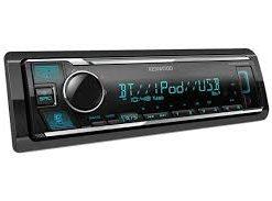 Kenwood KMM-BT306 USB Car Radio with Bluetooth