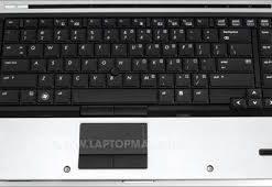 HP EliteBook 8440P Laptop Keyboard