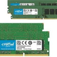Crucial 8GB DDR4 2400 Desktop RAM