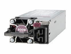 HPE 800W FS Plat Ht Plg LH GEN 10 Power Suply Kit