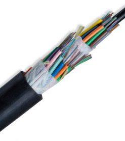 4 Core Multimode OM4 fibre optic cables (50/125 μm)