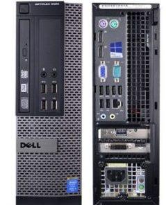 DELL Optiplex 760 SFF Core 2 DUO 2.80GHZ 2GB RAM 80GB HD Desktop