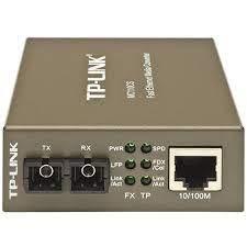 Tp-link MC110CS 10/100Mbps Single-Mode Media Converter