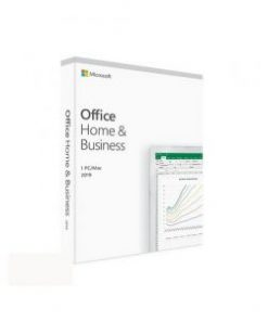 Office Home and Business 2019 English Af