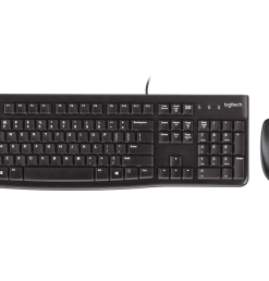 Combo – Logitech USB  Keyboard & Mouse MK120