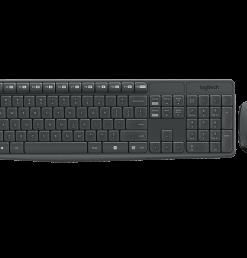 Combo – Logitech Wireless Keyboard & Mouse MK235