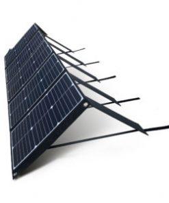 200W 18V Foldable Solar Panel Kit