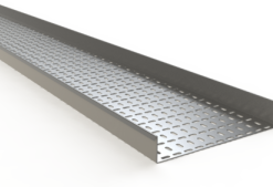 250mm x 50 mm Galvanised Cable Tray