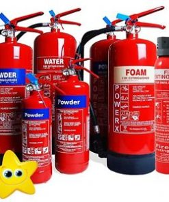 CO2 Fire Extinguisher 9 Litres