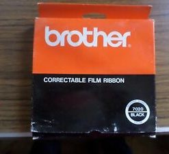 Brother 7020 Correctable Film Ribbon