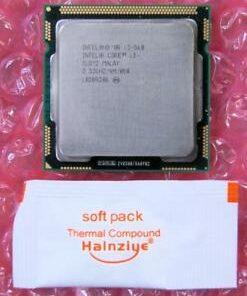 Intel® Core™ i3-560 Processor (4M Cache, 3.33 GHz