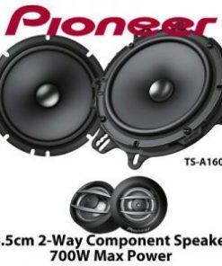 Pioneer TS A1600C Car Speakers