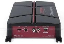 Pioneer GM-A3702 2 channel car amplifier