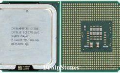 Intel Core 2 Duo E7500 2.93GHz Dual-Core
